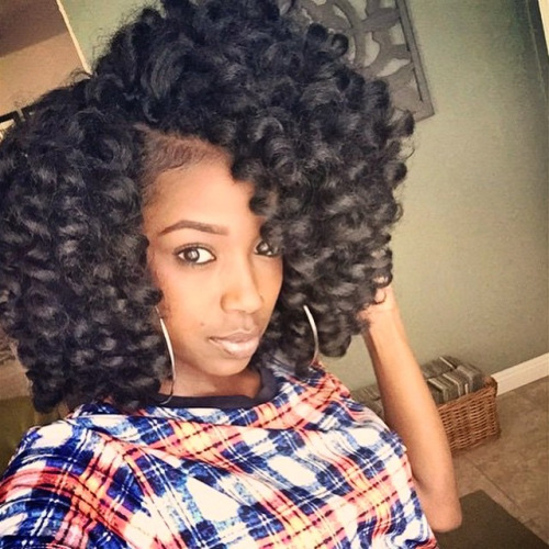 Crochet Hair How To : Crochet Braids
