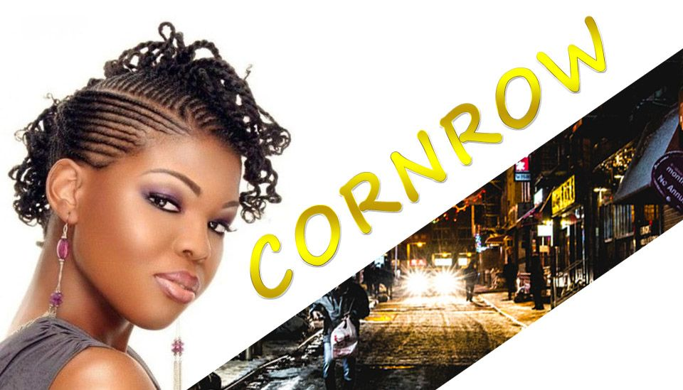 Women Cornrow